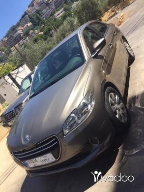 Peugeot in Beirut City - pegeo 2017 mabada lira mechyi 29 km