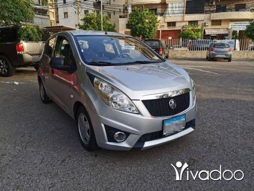 Chevrolet in Beirut City - Chevrolete spark 2015 like new