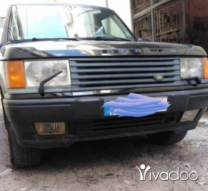 Rover in Beirut City - Range rover 1999