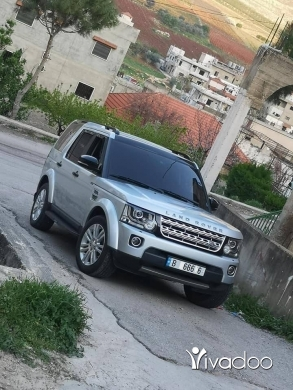 Rover in Beirut City - LAND ROVER LR4 ( 2014)