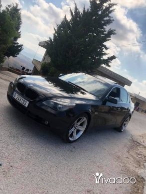 BMW in Beirut City - For sale bmw 525i 2004 siyara ktir ndife w 3al fahes
