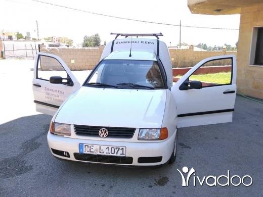 Volkswagen in Beirut City - VW. Caddy model 99