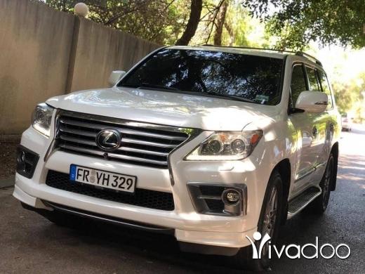 Lexus in Tripoli - lexus 2012 Lx V8