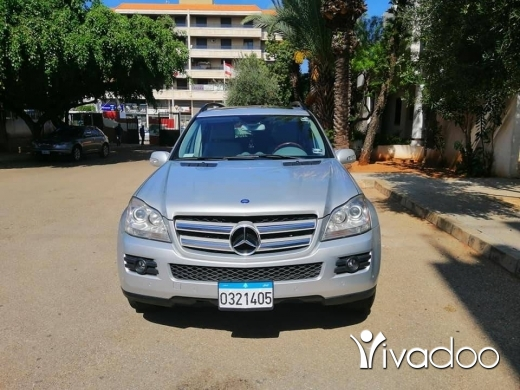 Mercedes-Benz in Beirut City - Gl450 2007