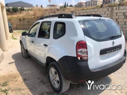 Dacia in Beirut City - Duster 2015