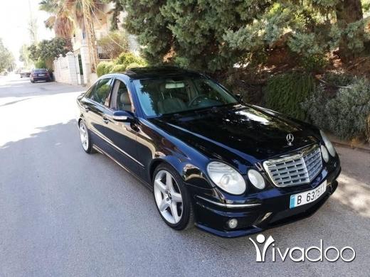 Mercedes-Benz in Beirut City - Mercedes-Benz w211 E500 2003 Look AMG 2009
