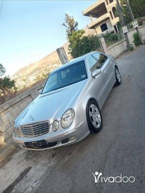 Mercedes-Benz in Tripoli - 211 E240 Germany Source
