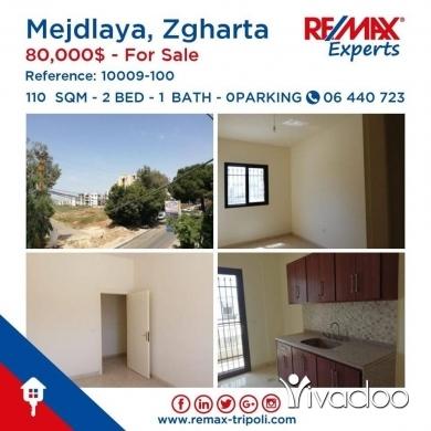 Apartments in Tripoli - Apartment For Sale In Mejdlaya, North Leb