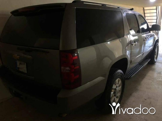 Chevrolet in Tripoli - Tahoe model 2007 مصفح Moteur super charged For information: 76147340