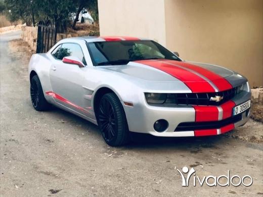 Chevrolet in Beirut City - Camaro rs for sale dollar aw lebneni 7asab se3er saref