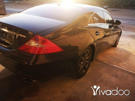 Mercedes-Benz in Beirut City - Mercedes benz CLS 500