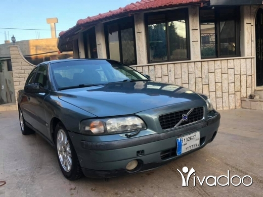 Volvo in Beirut City - Volvo S60 automatic Ac 03209212