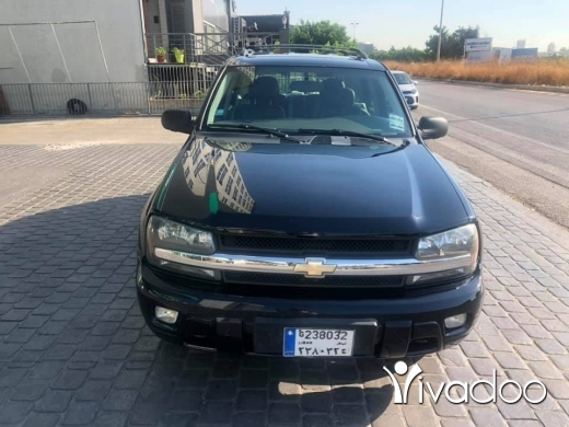 Chevrolet in Beirut City - Chevrolet trail blazer