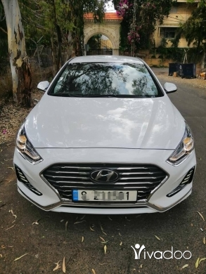 Hyundai in Beirut City - Hyundai Sonata