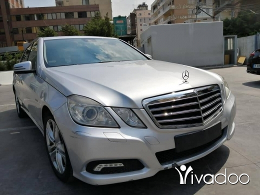 Mercedes-Benz in Beirut City - Mercedes e 300 2010