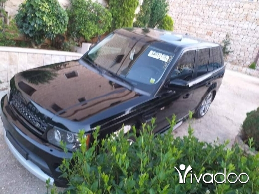 Rover in Beirut City - Range rover 2011
