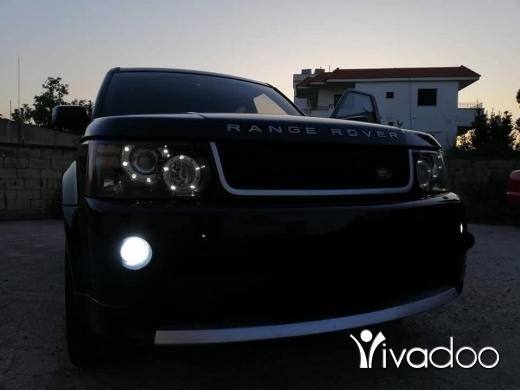 Rover in Nabatyeh - Range rover look 2012 hse sport