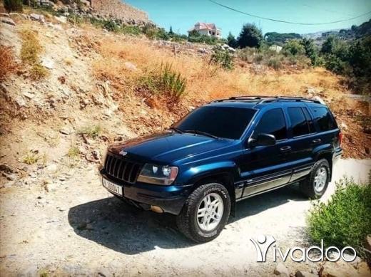 Chevrolet in Beirut City - Cherokee wj v8 4.7 quadradrive