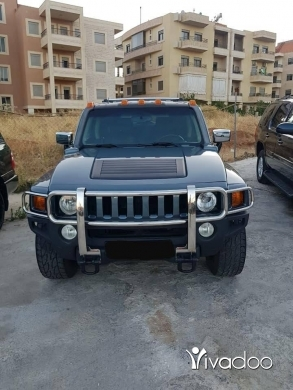 Hummer in Beirut City - Hummer h3 2006 clean carfax very clean fully loaded for more info call : 76019980