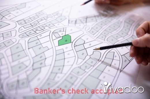 Land in Baskinta - A 2250 m2 land for sale in Qanat Bakish (banker's check accepted)
