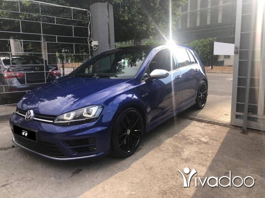 Volkswagen in Beirut City - 2016 Golf R MK7 in perfect condition!