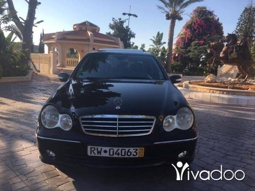 Mercedes-Benz in Beirut City - C230 compressor 2005