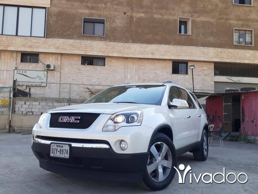 GMC in Beirut City - GMC acadia model 2011 clean carfax 76870244/71772062
