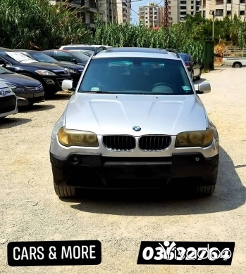 BMW in Tripoli - Bmw X3 2005 / 71013136 or 03532764