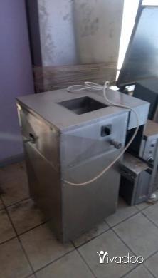 Appliances in Beirut City - قطاعة مستعملة ستانلس ستيل كتير نضيفة