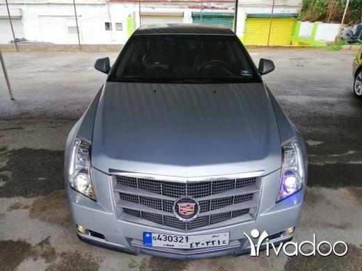 Cadillac in Beirut City - 2009 Cadillac CTS4 3.6ltr V6 _ 59km