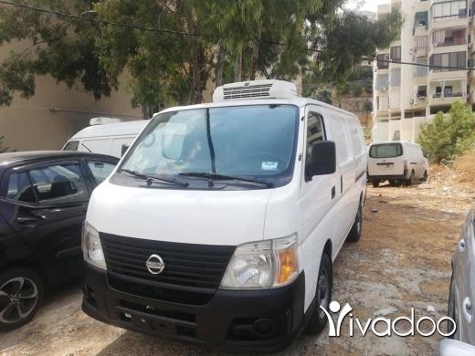 Nissan in Bouchrieh - Van Nissan urvan from 2005 to 2012 very clean 70788894 (براد مع إمكانية قبول شك