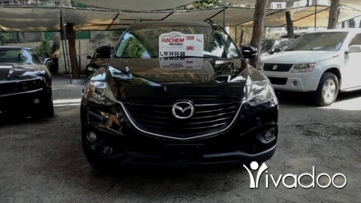 Mazda in Beirut City - CX9 BLACK /black 2013 grand Turing AWD navigation