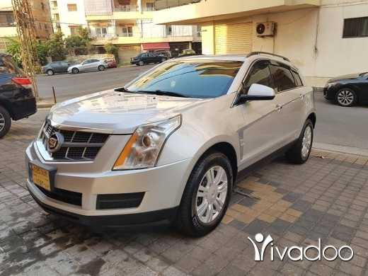 Cadillac in Beirut City - 2012 Cadilac SRX