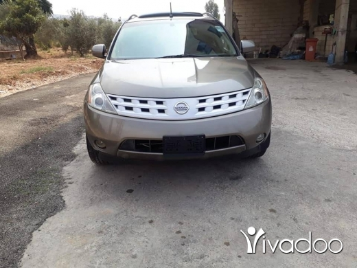 Nissan in Beirut City - Nissan murano 2004