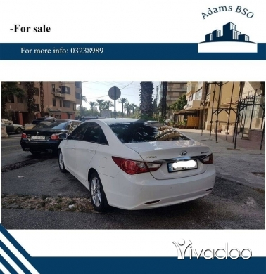 Hyundai in Tripoli - hyndai 2011, for sale, mfawle