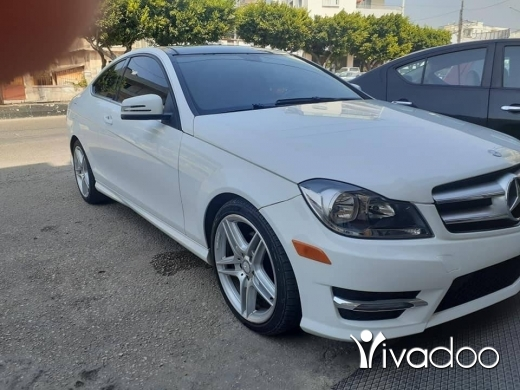 Mercedes-Benz in Beirut City - C250 2013 coupe/sport sale or trade