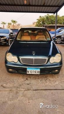 Mercedes-Benz in Saida - Mercedes Benz c240 2003