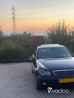 Mercedes-Benz in Beirut City - C 180 komp 2003 super clean