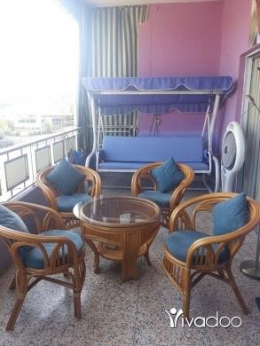 Appliances in Beirut City - للبيع طقم خيزران(فقط) 500$$