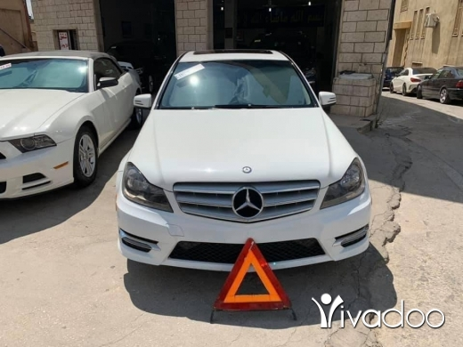 Mercedes-Benz in Beirut City - Mercedes-benz C250