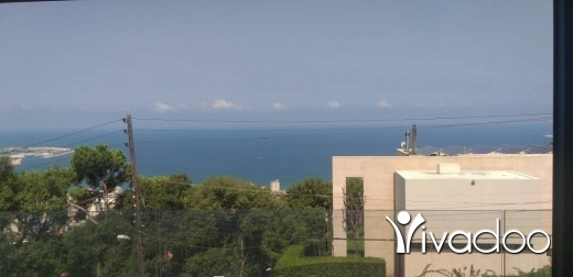 Apartments in Sahel Alma - L06988 New Apartment for Sale in Sahel Alma with Panoramic Sea View