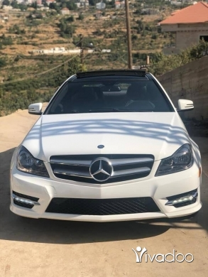 Mercedes-Benz in Zgharta - C250 coupe/sport 2013 for sale or trade