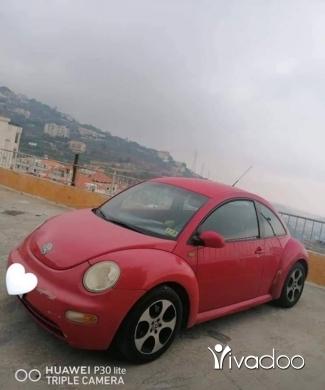 Volkswagen in Beirut City - Beetle
