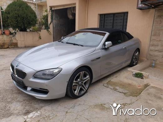 BMW in Beirut City - Bmw 650 i v8 twin turbo 5.0 2012