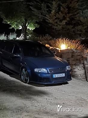 Audi in Beirut City - Audi S6 Quatro