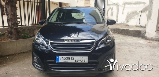 Peugeot in Tripoli - Peugeot 108 2016 3000 km only