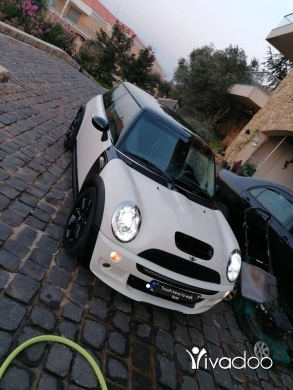 Mini in Beirut City - Mini Cooper .S. supercharged