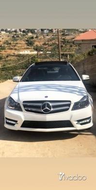 Mercedes-Benz in Zgharta - C250 2013 coupe/sport