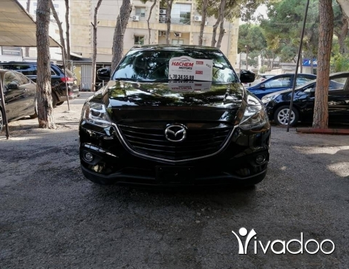 Mazda in Beirut City - CX9 BLACK /black 2013 Turing AWD navigation