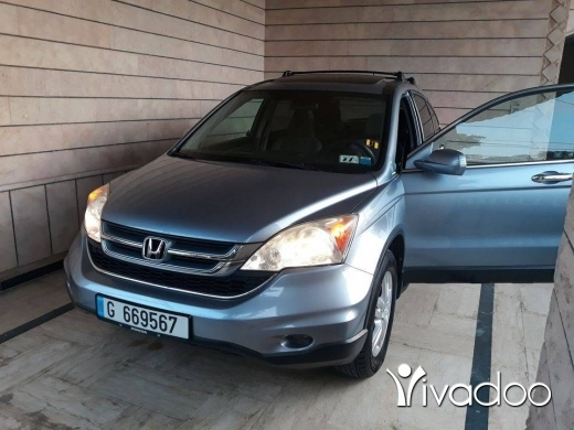 Honda in Tripoli - CRV 2011 EX 4WD fully Loaded in EXellent conditions Like New